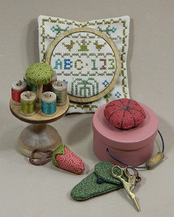 Dolls Sewing Accessories