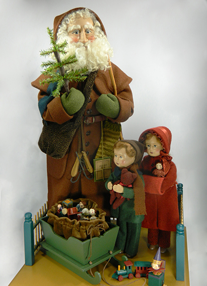 Santa with Children